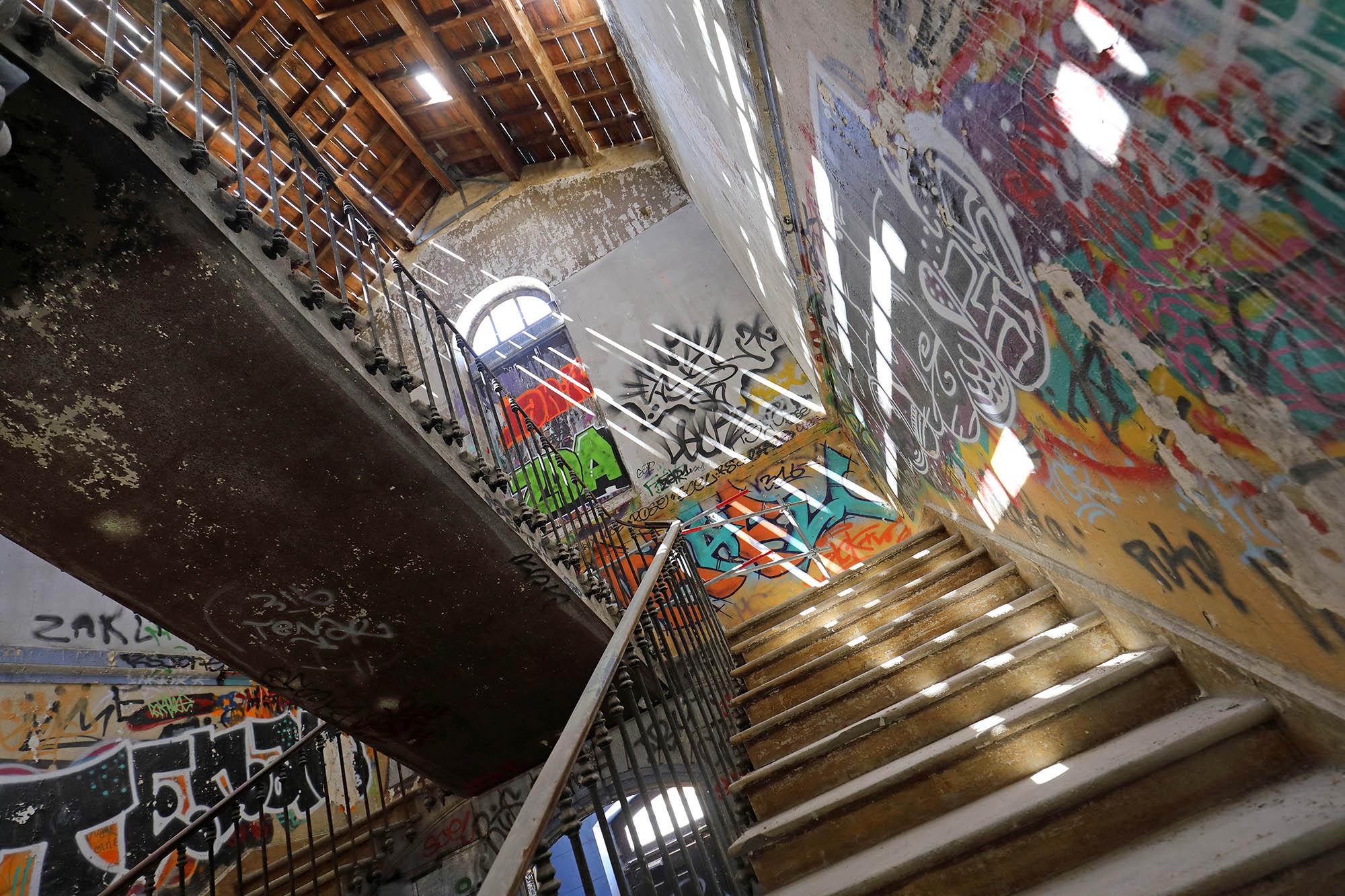 Maitrise D Oeuvre Montpellier destination culture! visite du chantier du futur